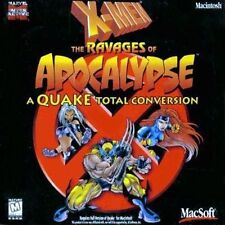 X-MEN Ravages of Apocalyse QUAKE Total Conversion NEW MAC CD-ROM