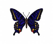 Butterflies 47 Machine Embroidery Designs on multi-formatted CD 4x4 Hoop