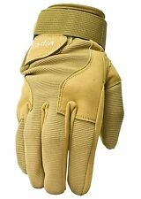 Desert Tan Special Ops Tactical Operator Gloves Large SAS SWAT Army