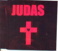 Lady GaGa Judas 2 track cd single Born This Way  2011