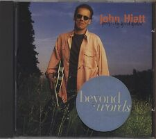 JOHN HIATT - Perfectly good guitar - CD 1993 NEAR MINT CONDITION 13 TRACKS