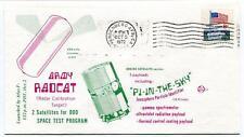 1972 ARMY RADCAT Radar Calibration Satellite Atlas FBoeing Vandenberg NASA USA