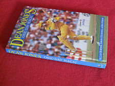 ONE-DAY MAGIC ~ Dean Jones  SIGNED! UNREAD Hb   Cartoons by Jeff Hook .. in MELB