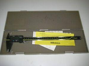 """Mitutoyo 500-193 Digital Caliper 0-12"""" 300mm CD-12"""" CP Coolant Proof"""