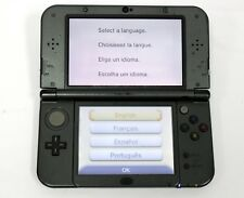 "POOR COSMETIC ""new 2nd gen"" Nintendo 3DS XL Handheld Gaming System - Gray Black"