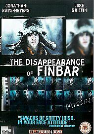 The Disappearance Of Finbar (DVD, 2003) Brand New Sealed