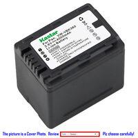 Kastar Battery LED Super Fast Charger for Panasonic VW-VBK360 HDC-HS40K HDC-HS60