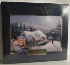 The Best of Christmas  CD Silent Night etc. Thomas Kinkade, Orchestra -New