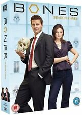 Bones - Season 3 [DVD] - DVD  L2VG The Cheap Fast Free Post