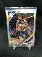 2019-20 Donruss Optic Holo Silver Prizm #23 Brandon Ingram Pelicans Z62