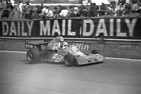 Photo 1974 British F1 GP Grand Prix Brands Hatch Henri Pescarolo V12 BRM P201
