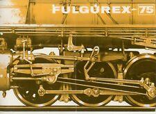 catalogo FULGUREX 1975 Spur OO HO O   D F aa