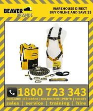 Beaver B-Safe Roofers Safety Harness Kit BK061215TRAD plus FREE 40L Dry Bag
