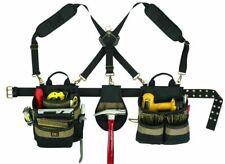 Electrician Storage Bag Carpenter Contractor Construction Tool Belt Pouch Pocket