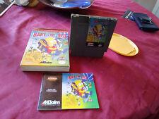 The Simpsons: Bart vs. the World (Nintendo Entertainment System, 1991)