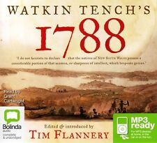 Tim FLANNERY / WATKIN TENCH'S : 1788        [ Audiobook ]
