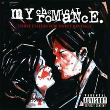 My Chemical Romance : Three Cheers for Sweet Revenge CD (2004)