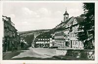 Ansichtskarte Triberg Schwarzwald Marktplatz   (Nr.712)