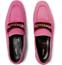 Tom Ford Wilton Calf Hair Moccasin Shoes Loafers Slippers Sneakers Trainers Hot