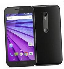 BNIB Motorola Moto G 3rd (4GLTE)Generation - 8GB - Black (Unlocked) Smartphone
