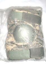 US Army Military Surplus Bijan's ACU Digi Camo Tactical Elbow Pads Large L New