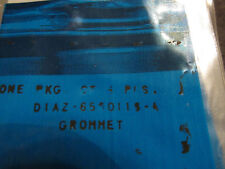 NOS 1970 1971 FORD MUSTANG MACH 1 BOSS 302 429 351 SHOULDER HARNESS GROMMETS 2X