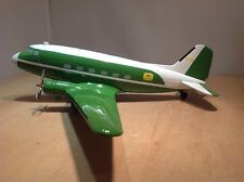 JOHN DEERE DC-3 COMPANY AIRPLANE BANK REPLICA by SPEC CAST #45007