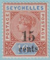 Seychelles 24 Mint Hinged OG *    - No Faults Very Fine!!!
