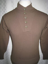 MITTS NITS INC. DSCP GARRISON COLLECTION MILITARY SWEATER SIZE 38- 40 USA