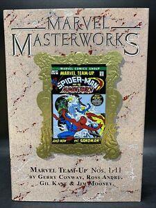 Marvel Masterworks Vol. 150: Marvel Team-Up - LIMITED 1st GOLD FOIL ED Hardcover