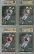 1998 Peyton Manning Black Diamond Rookies Collection RC- BGS 9.5 Gem Mint