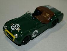 TRIUMPH TR2 LE MANS 1955 #68 - VITESSE 1/43 UNBOXED