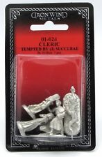 Ral Partha 01-024 Cleric Tempted by Succubae Succubi Female Demons Devils Hero