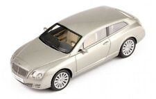 Premium X 1/43 Bentley Continental Flying Star 2010 Grey RESIN REPLICA 408