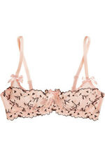 *NEW L'AGENT BY AGENT PROVOCATEUR 'KAITY' UNDERWIRE BALCONETTE BRA SIZE 34B