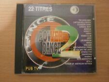 CD AUDIO - POWER DANCE 2 -  réf cd4