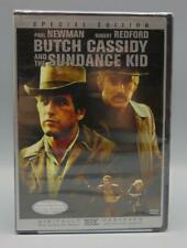 Sealed Butch Cassidy And The Sundance Kid (Dvd, 2000) Special Edition