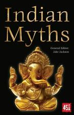The World's Greatest Myths and Legends: Indian Myths (2017, Paperback)