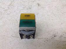 Cutler Hammer E30 2 Light Indicator Unit 120 VAC Start Complete