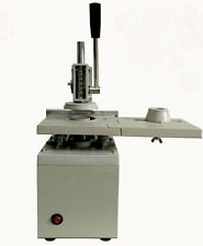 Home and commerical use Electric Curtain Eyelet Punch Machine Punching Equipment