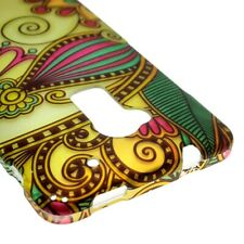 Hard Cover Protector Case for HTC One Max T6 - Antique Flower