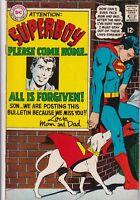 SUPERBOY#146 FN/VF 1968 DC SILVER AGE COMICS