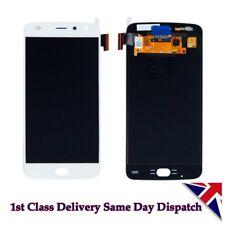 Blanco Motorola Moto Z jugar Droid XT1635-01 02 Display LCD Pantalla Táctil Digitalizador