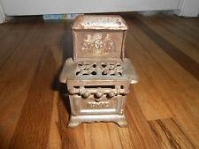 Antique Vintage Cast Iron Royal Toy Stove Dollhouse Miniature