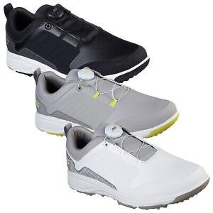 2021 Skechers Mens Go Golf Torque Twist Waterproof Golf Shoes Lightweight BOA