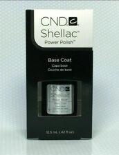 CND UV BASE COAT - 12.5ml LARGE - GENUINE PRODUCT