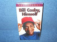 BILL COSBY HIMSELF VHS 1996 - TWENTIETH CENTURY FOX SELECTIONS - NEW SEALED