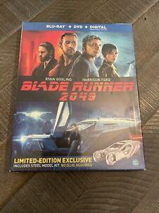 Blade Runner 2049 (Blu-ray/DVD,2017,Walmart Limited Exclusive) BRAND NEW! RARE!!
