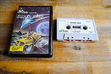 Jeu loriciels SUPER JEEP pour ORIC / ATMOS (cassette)