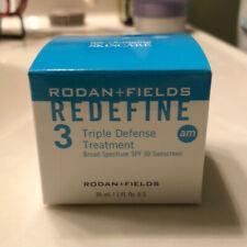 Rodan + Fields Redefine 3 Triple Defense Treatment Day Cream AM- 30ml
